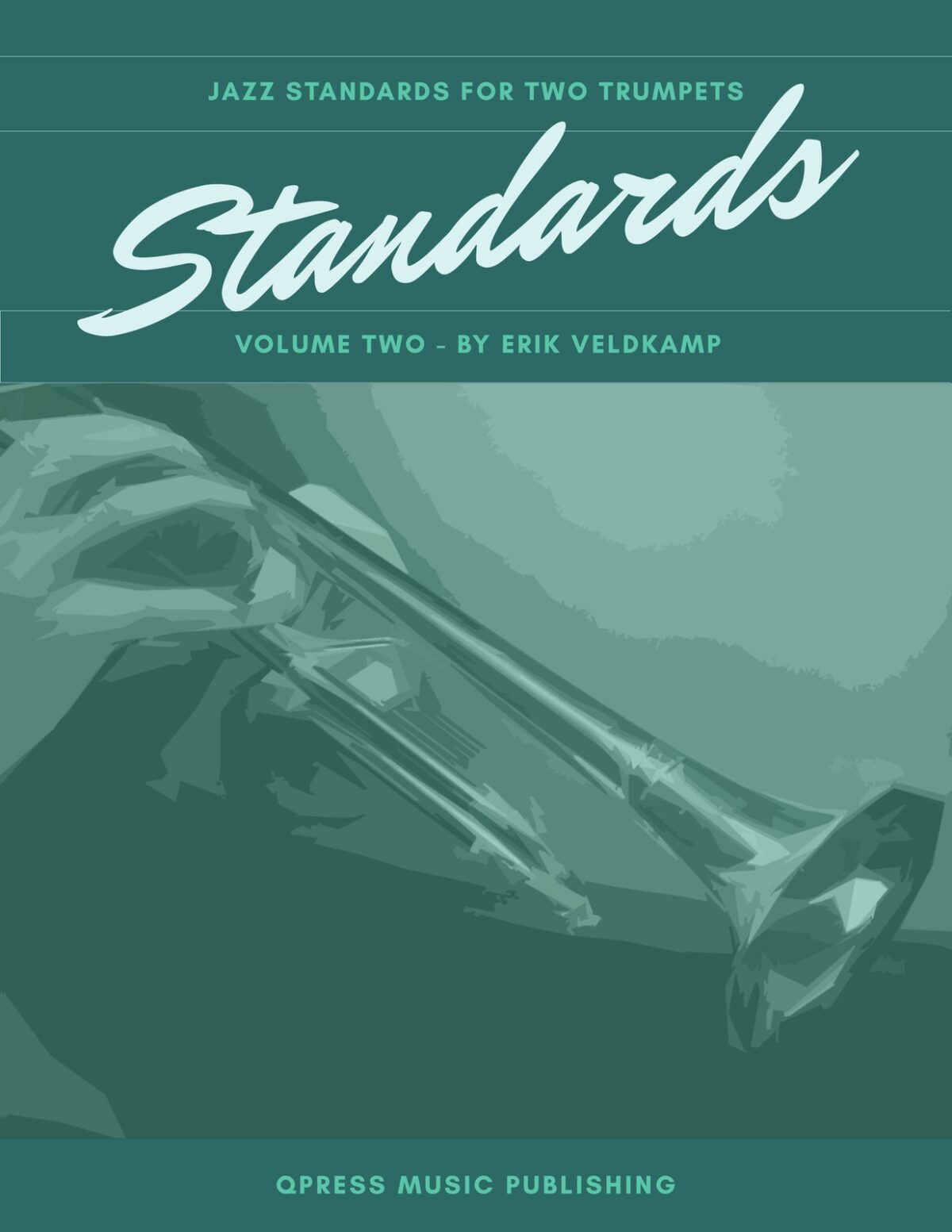 Veldkamp, Jazz Standards Duets Vol.2-p01