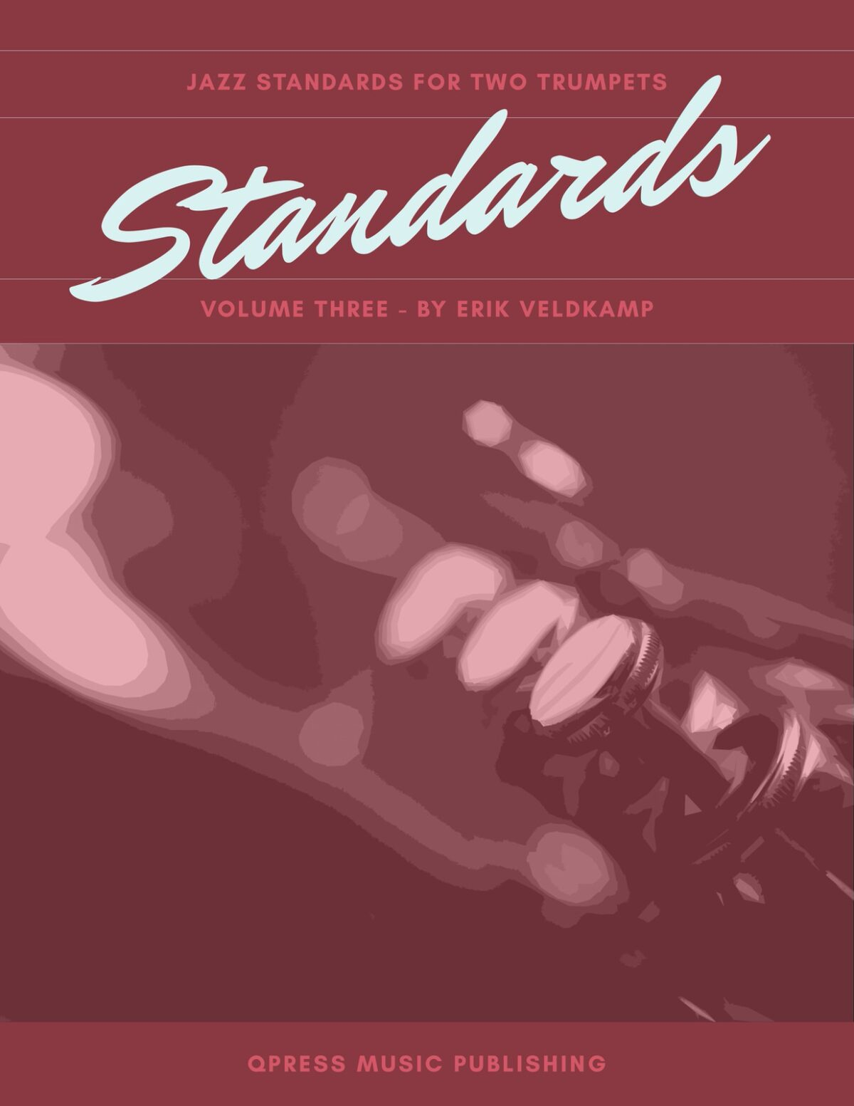 Veldkamp, Jazz Standards Duets Vol.3-p01
