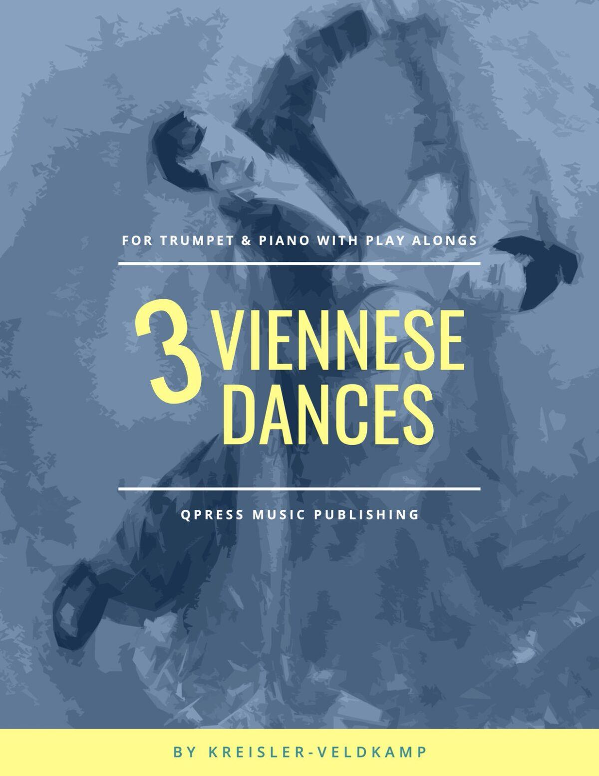 Veldkamp-Keisler, 3 Viennese Dances-p01