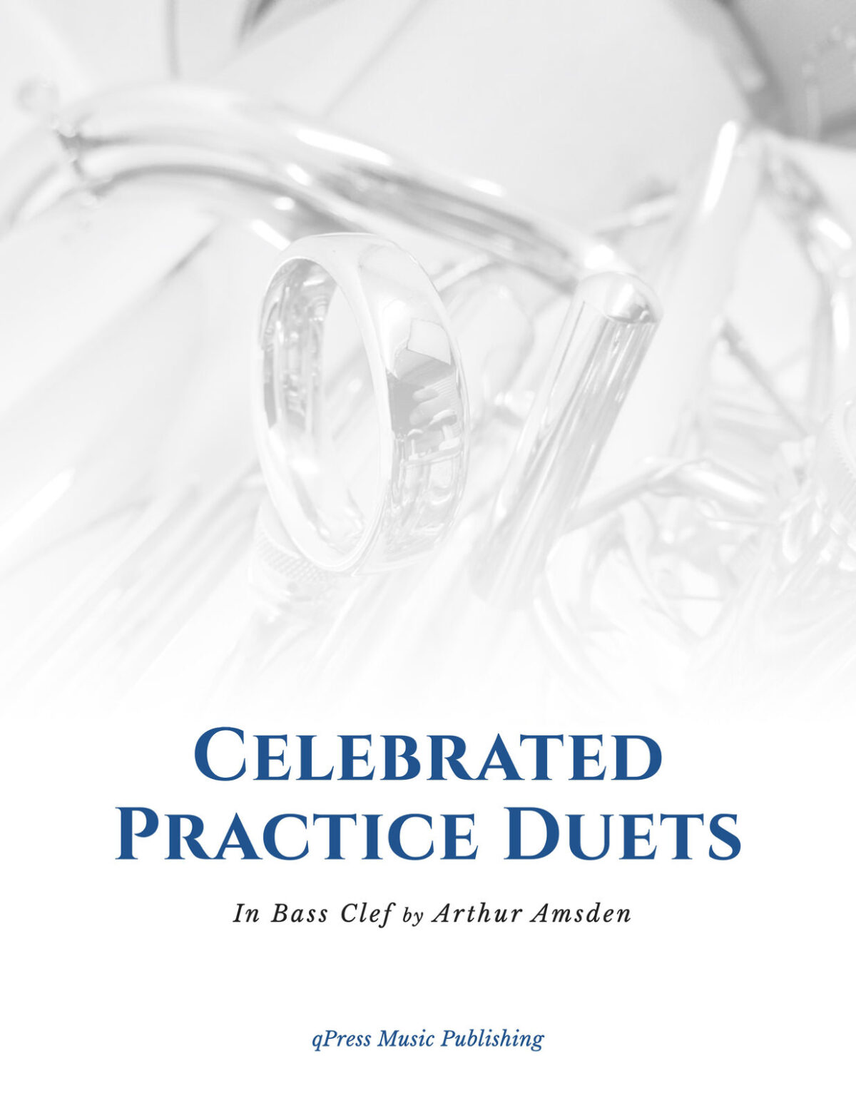 Amsden, Celebrated Practice Duets Bass Clef-p01