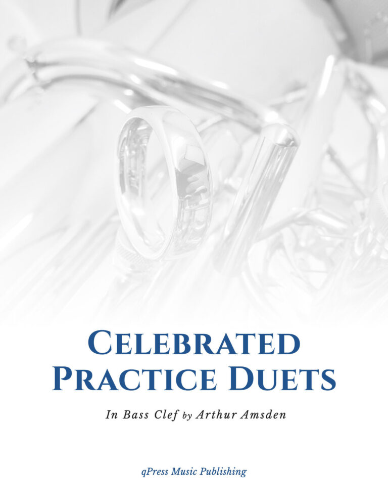 Celebrated Practice Duets Bass Clef