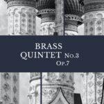 Ewald, Quintet No.3 (Score & Parts)-p001