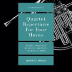 Various, Quartet Repertoire for Horn-p001