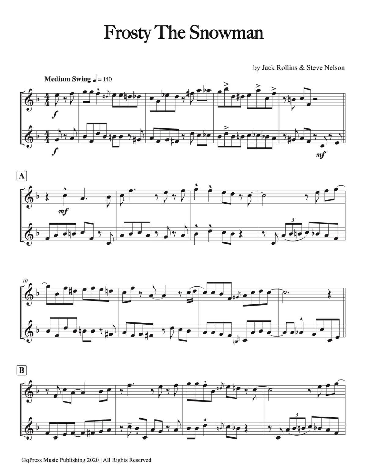 Veldkamp, 15 Popular Christmas Songs (Trumpets)-p03
