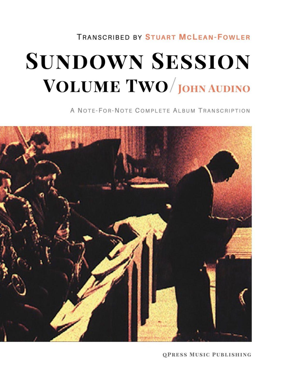 Sundown Session Volume 2 (Lead Book Transcription)