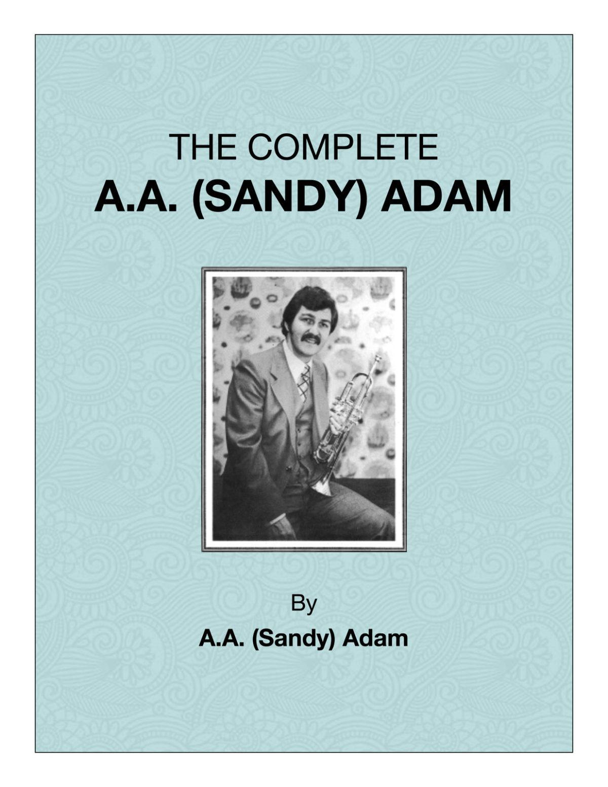 Complete Sandy Adam Cover