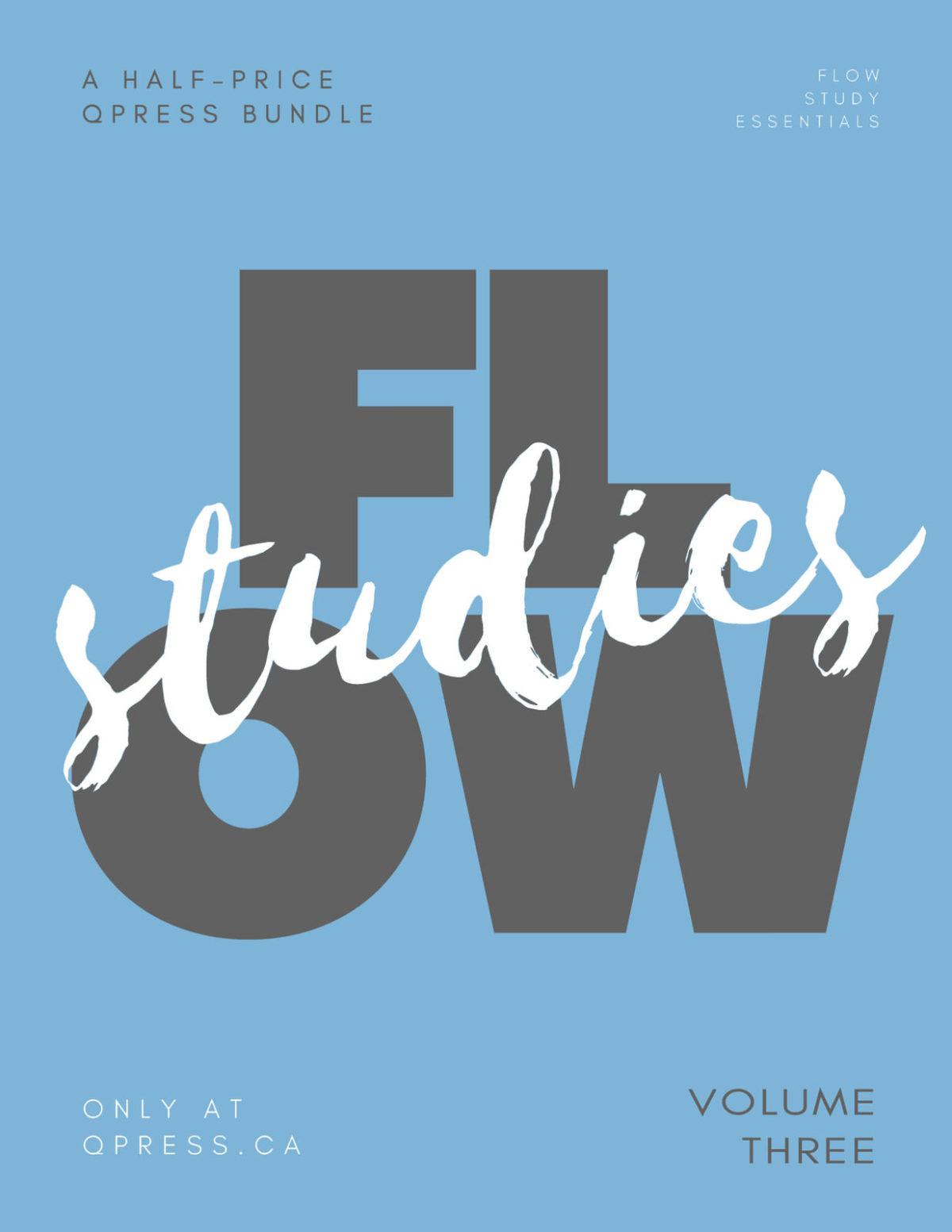 Flow Study Essentials Cover Vol.3