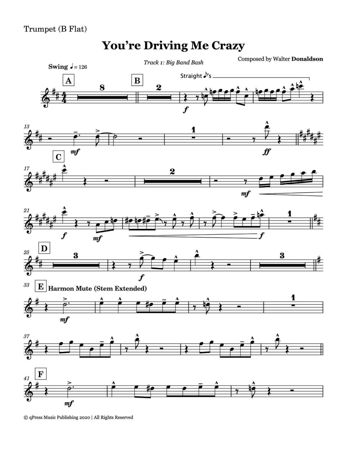 Gozzo, Big Band Bash-p05
