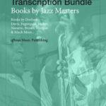 Jazz Transcription Bundle 5