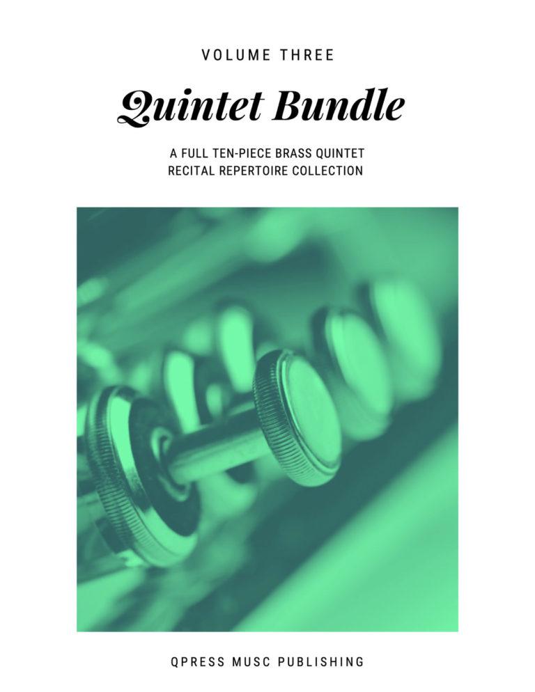 Brass Quintet Bundle Vol.3