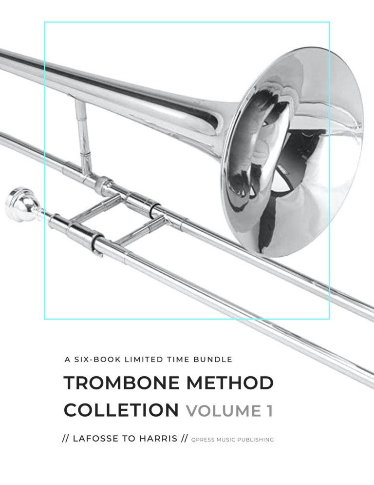 Trombone Method Collection Volume 1