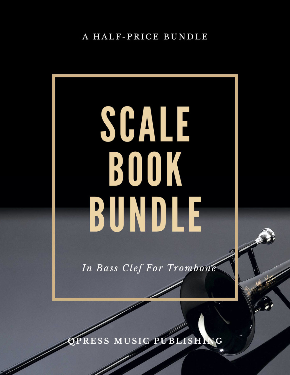 Trombone Scale Book Bundle