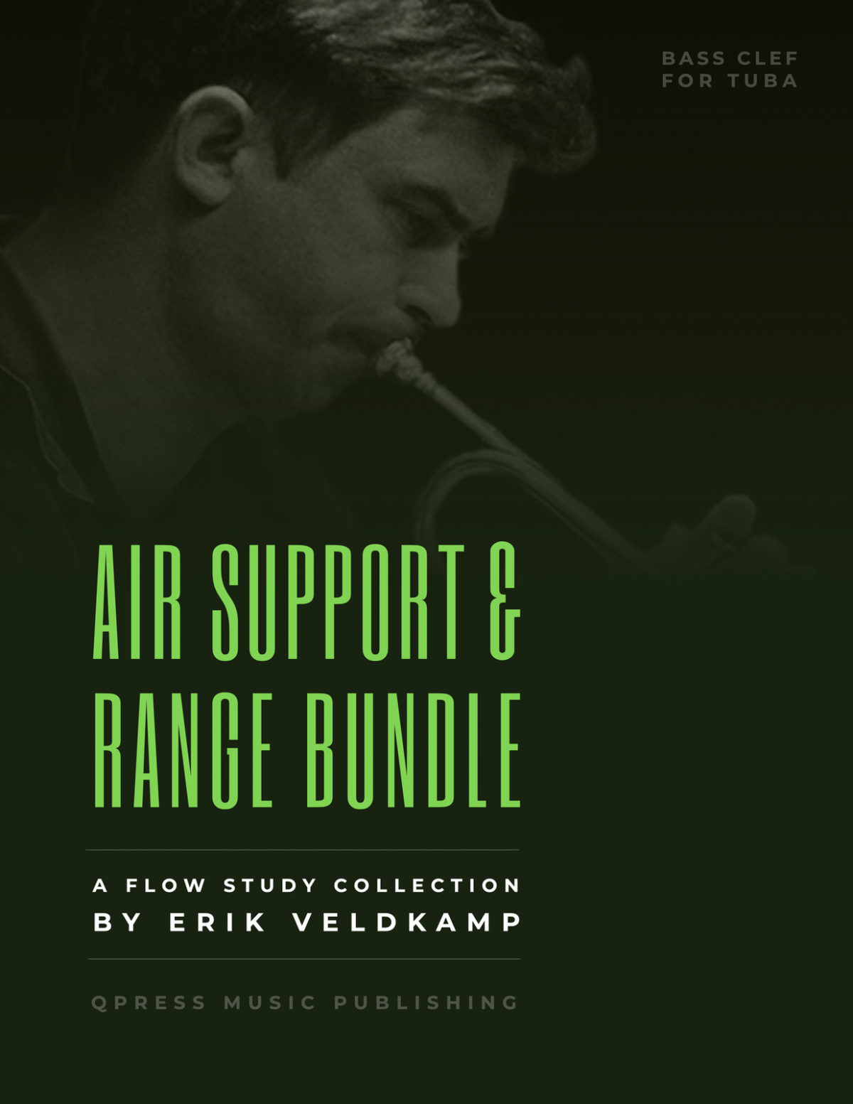 Veldkamp Air Support and Range Bundle for Tuba