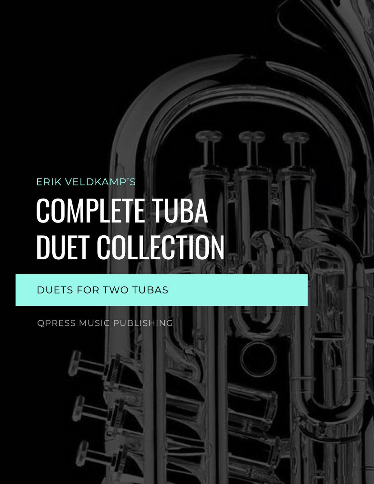 Veldkamp Complete Tuba Duet Collection