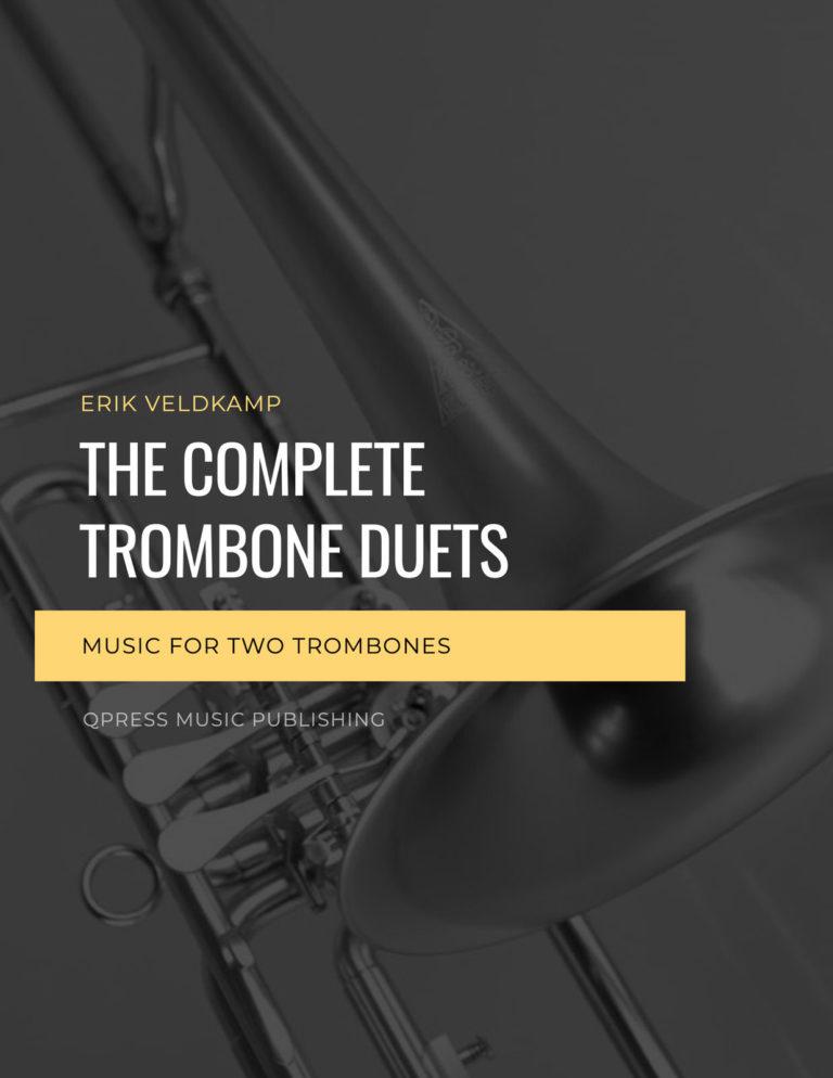 Veldkamp Trombone Duet Collection