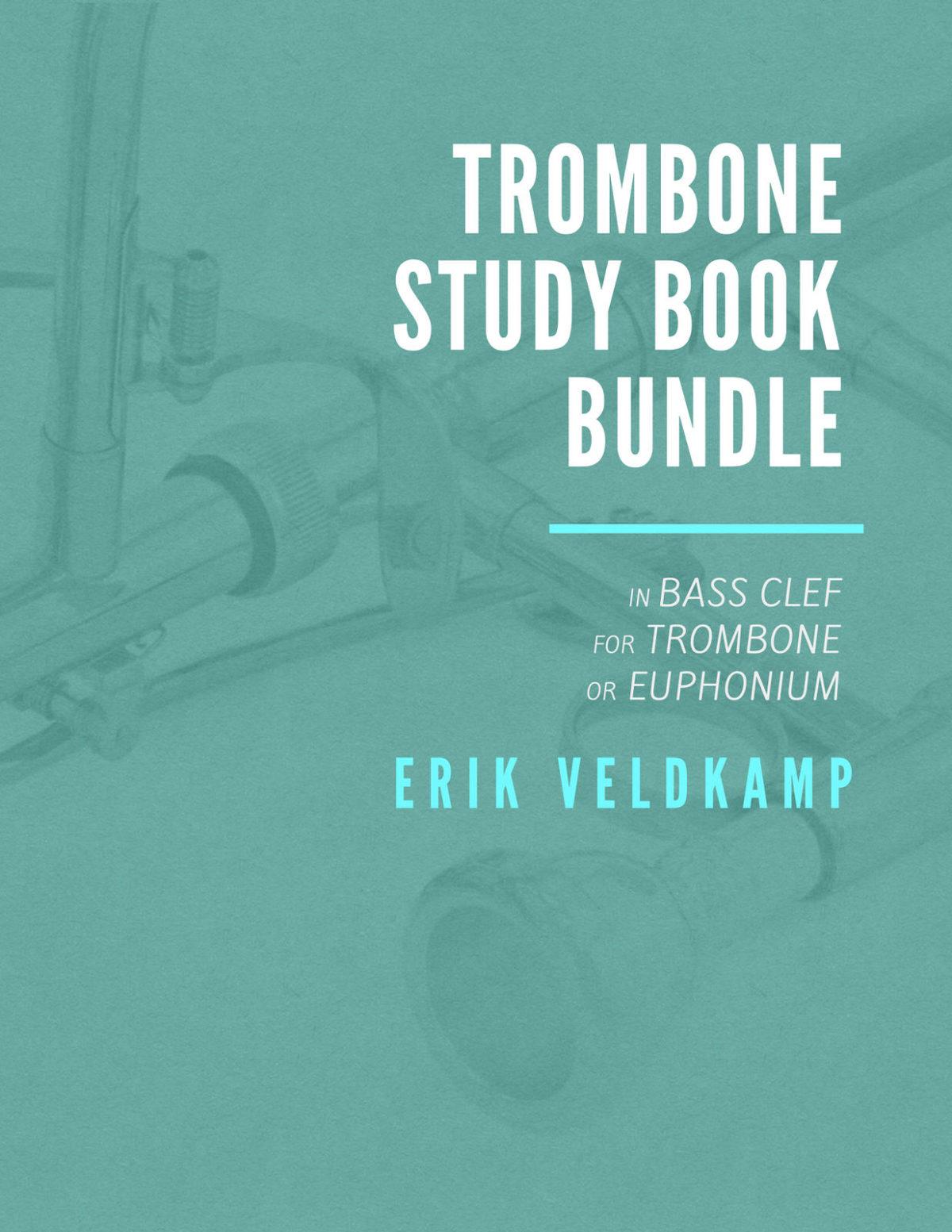 Veldkamp Trombone Study Book Bundle