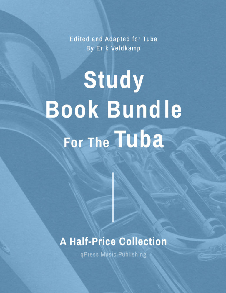 Veldkamp Tuba Studies Bundle