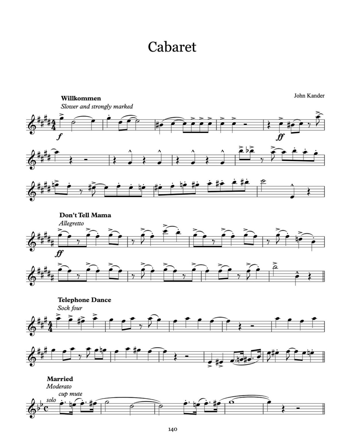 Baron, The Broadway Trumpeter-p148