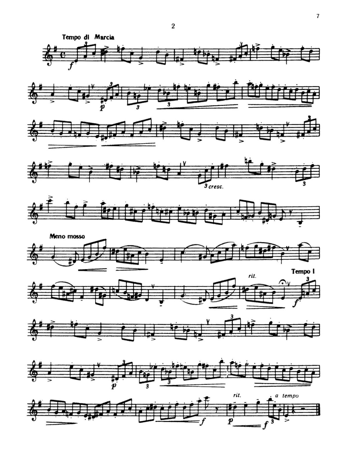 Berdiev, Characteristic Etudes for the Trumpet-p05