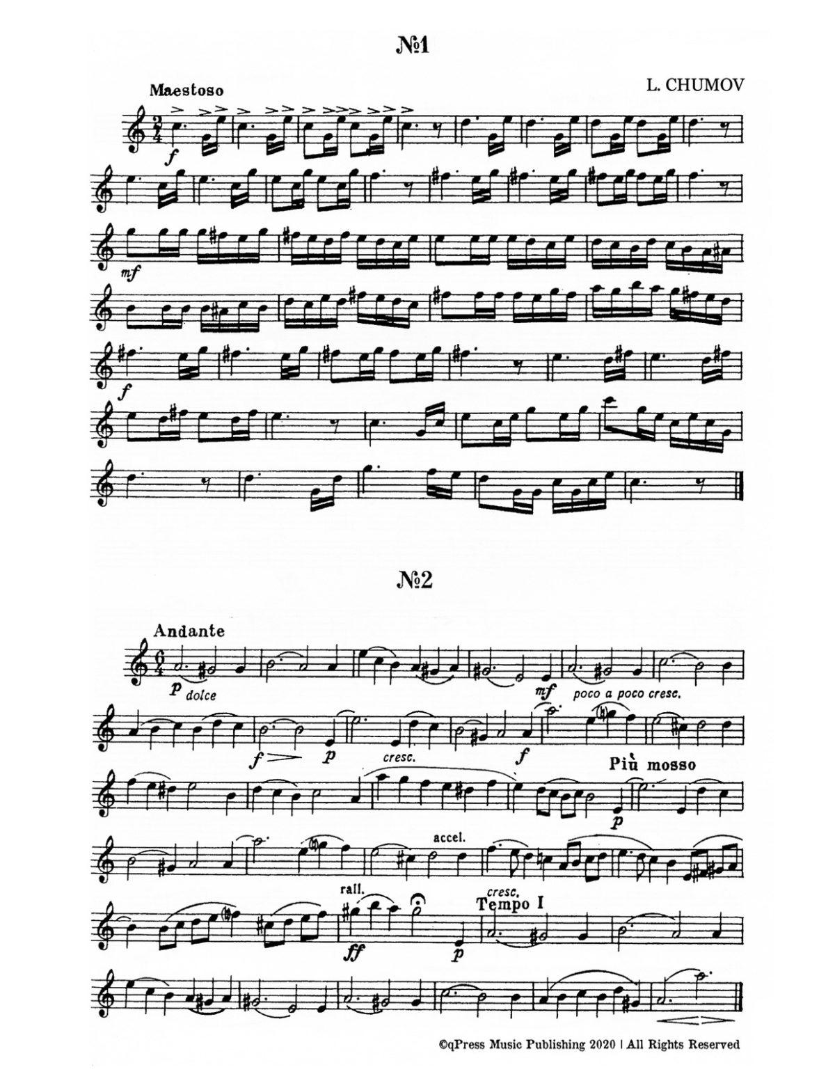 Chumov, L, 30 Etudes-p03