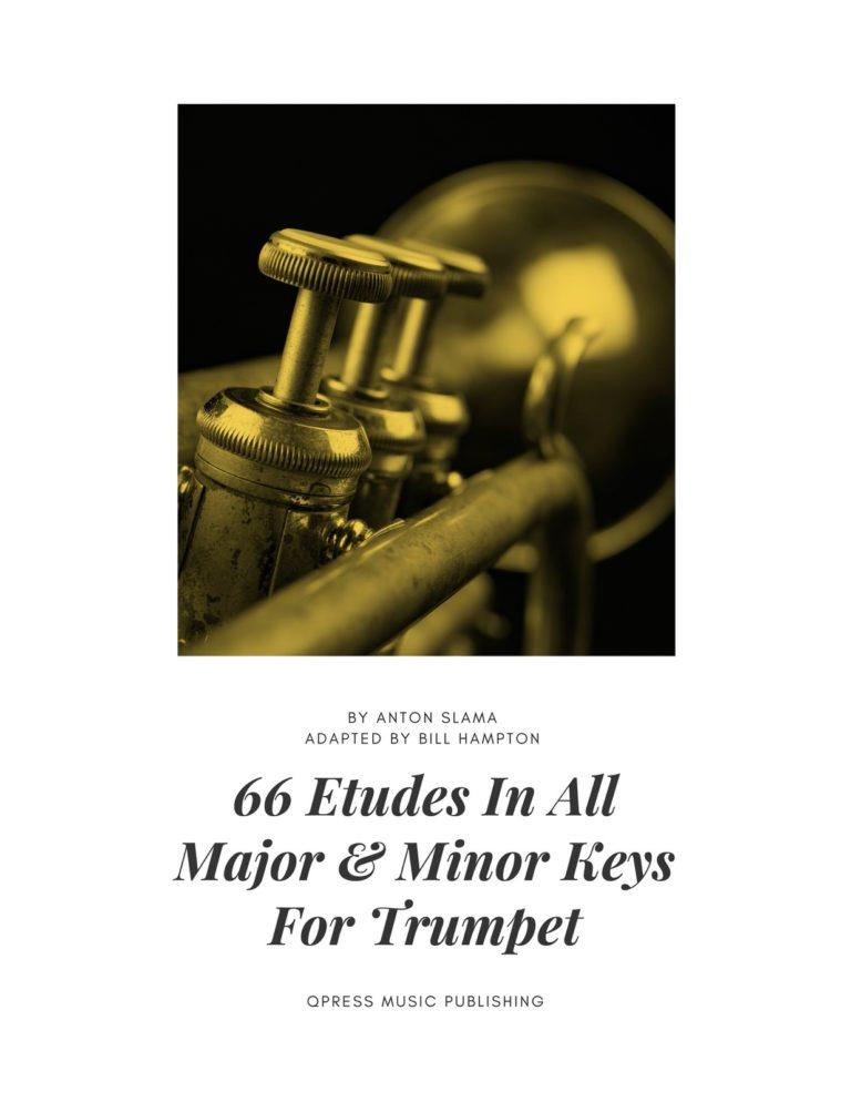 66 Etudes in All Major & Minor Keys (Trumpet)