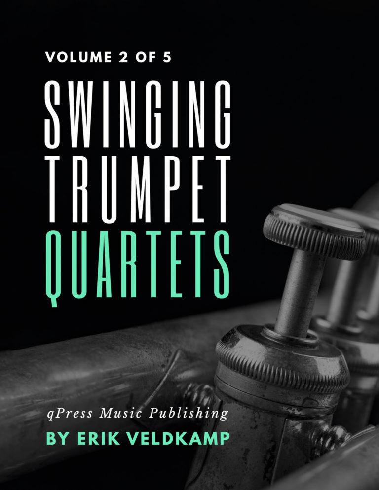 Swinging Trumpet Quartets Vol.2