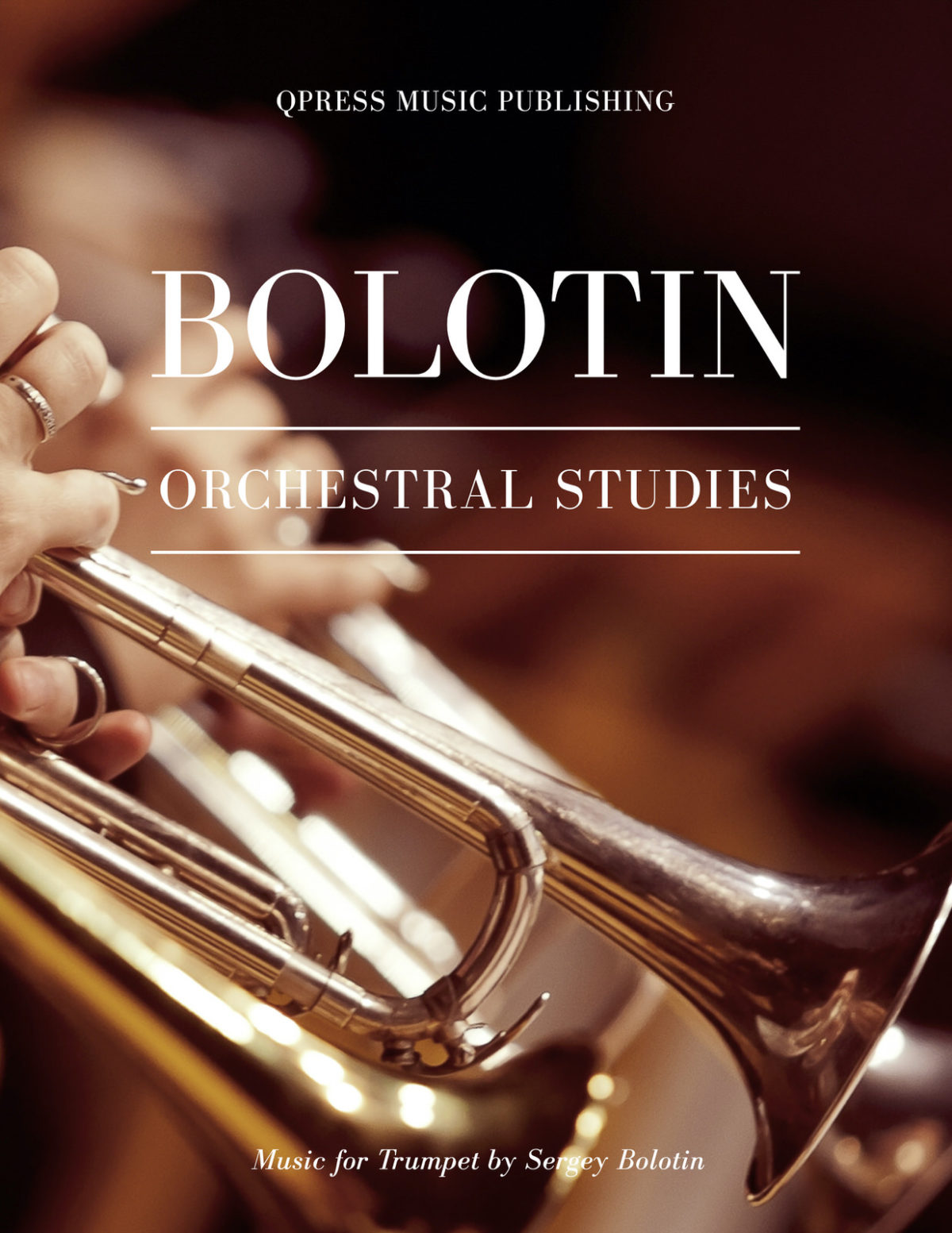 Bolotin, 24 Orchestral Studies for Trumpet