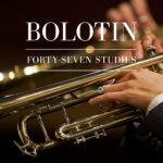 Bolotin, 47 Studies for Trumpet
