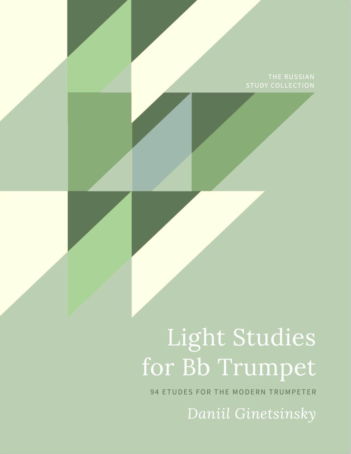 Ginetsinsky, Light etudes-p01