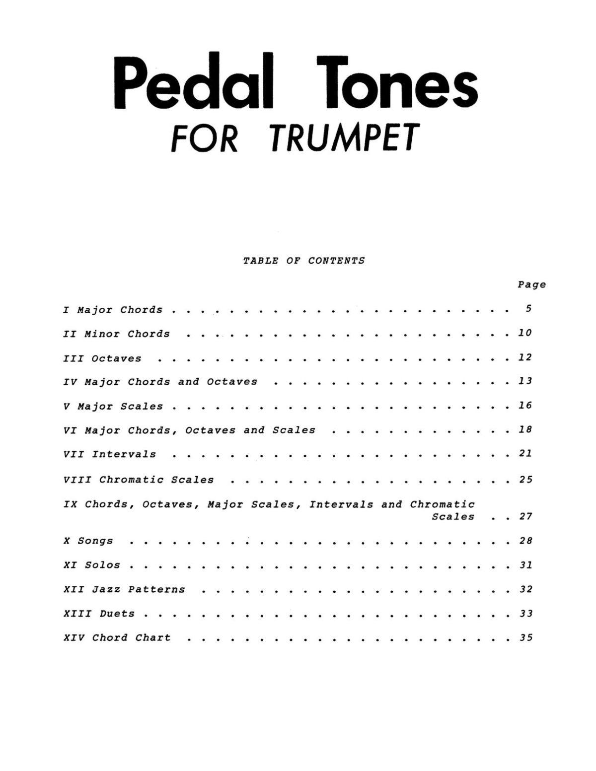Branch, Pedal Tones for Trumpet-p03