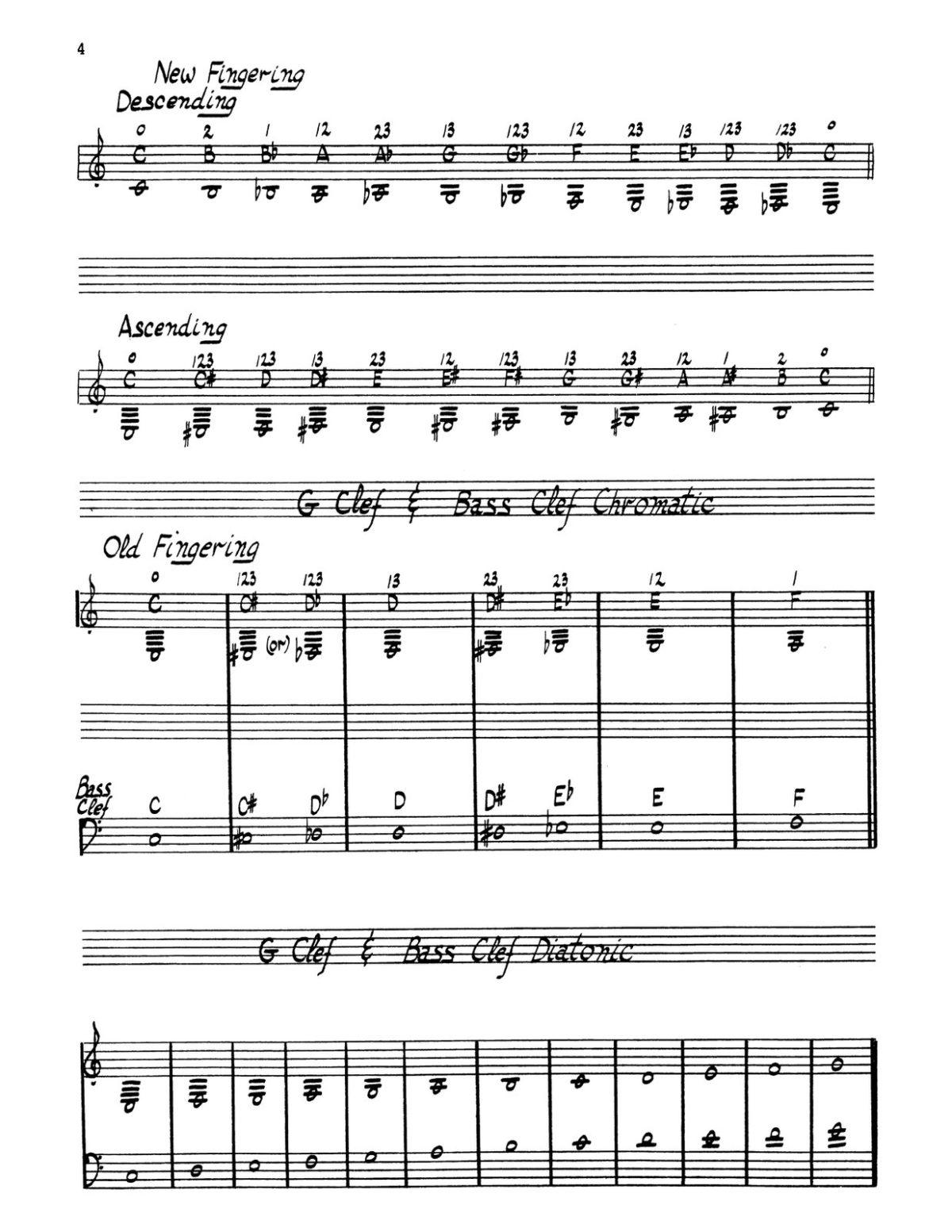 Branch, Pedal Tones for Trumpet-p08