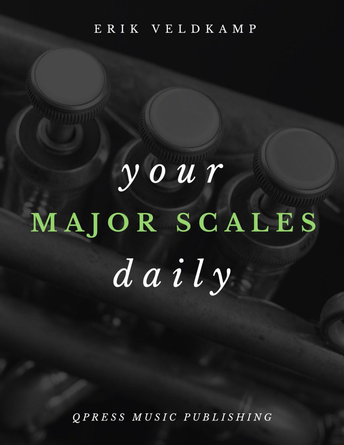 Veldkamp, Your Daily Major Scales-p01