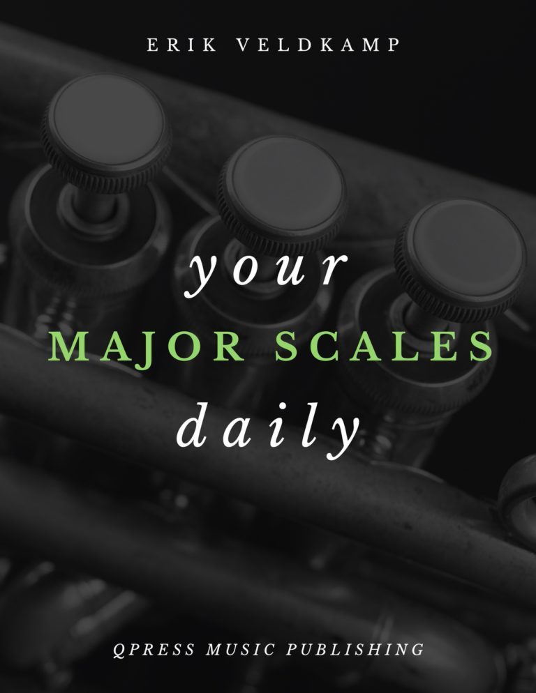Your Daily Major Scales (& More)