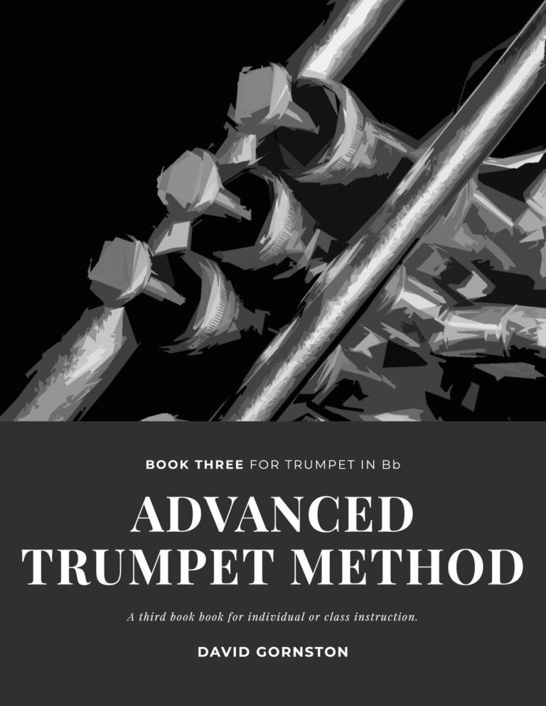 Gornston's Advanced Trumpet Method
