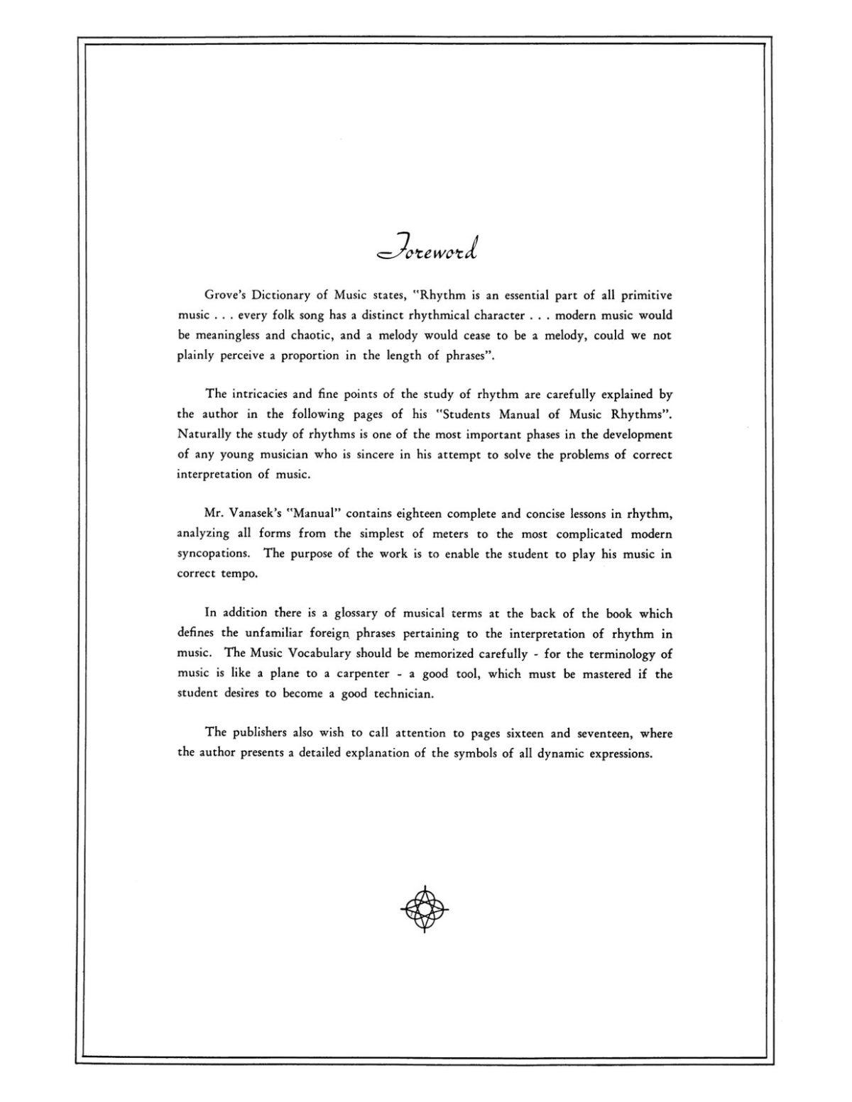 Vanasek, Student's Manual of Music Rhythms-p04