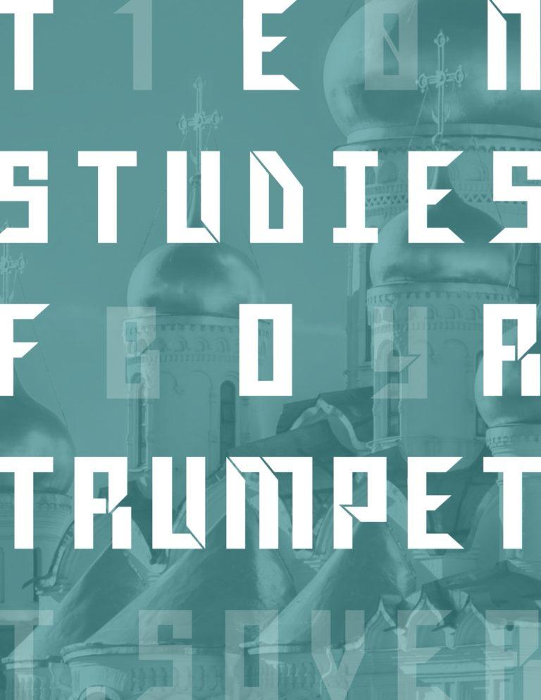 10 Studies for Trumpet