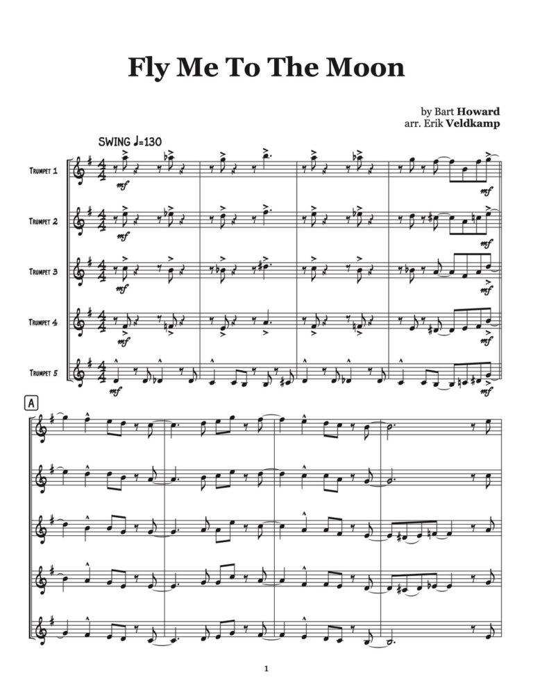 Swinging Trumpet Quintets Vol.4