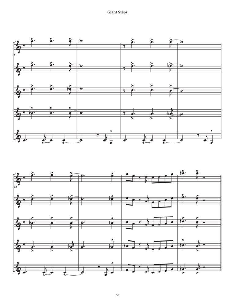 Swinging Trumpet Quintets Vol.5