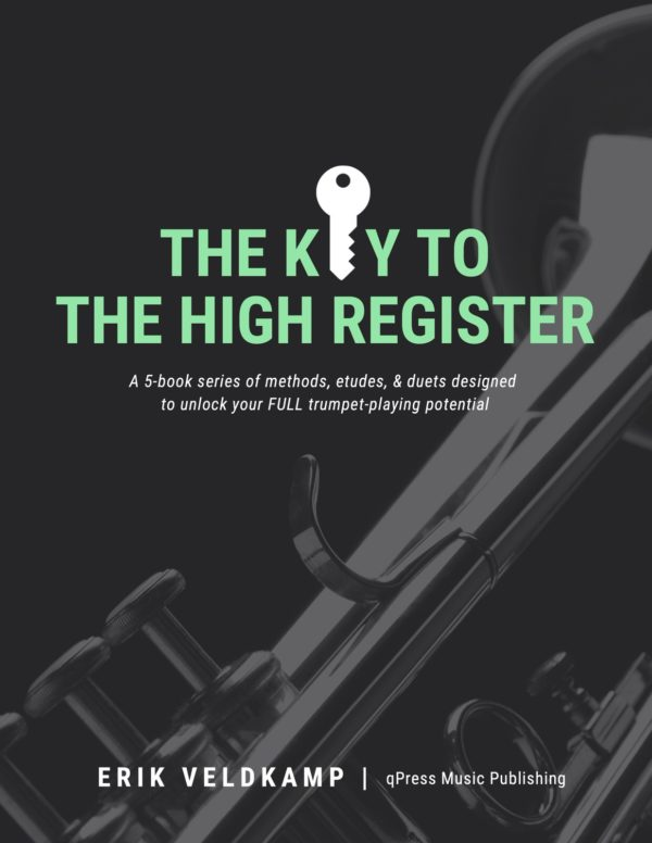 The Key to the High Register (5 Books)